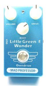 Little Green Wonder … (Clone)