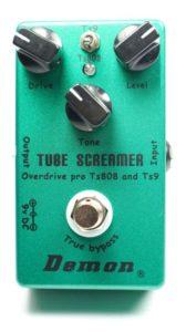 Tube Screamer Ts808 en Ts9