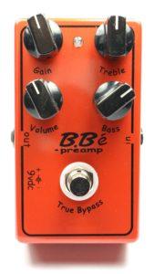 B.Bé Pre-amp